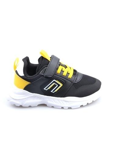 Cool Erkek Çocuk Günlük Spor Ayakkabı Siyah